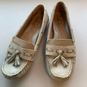 BOC Slip On Tessel Loafers Boat Driving shoes